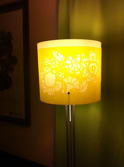 Paper Cut Lamp Ikea Hackers Ikea Hackers