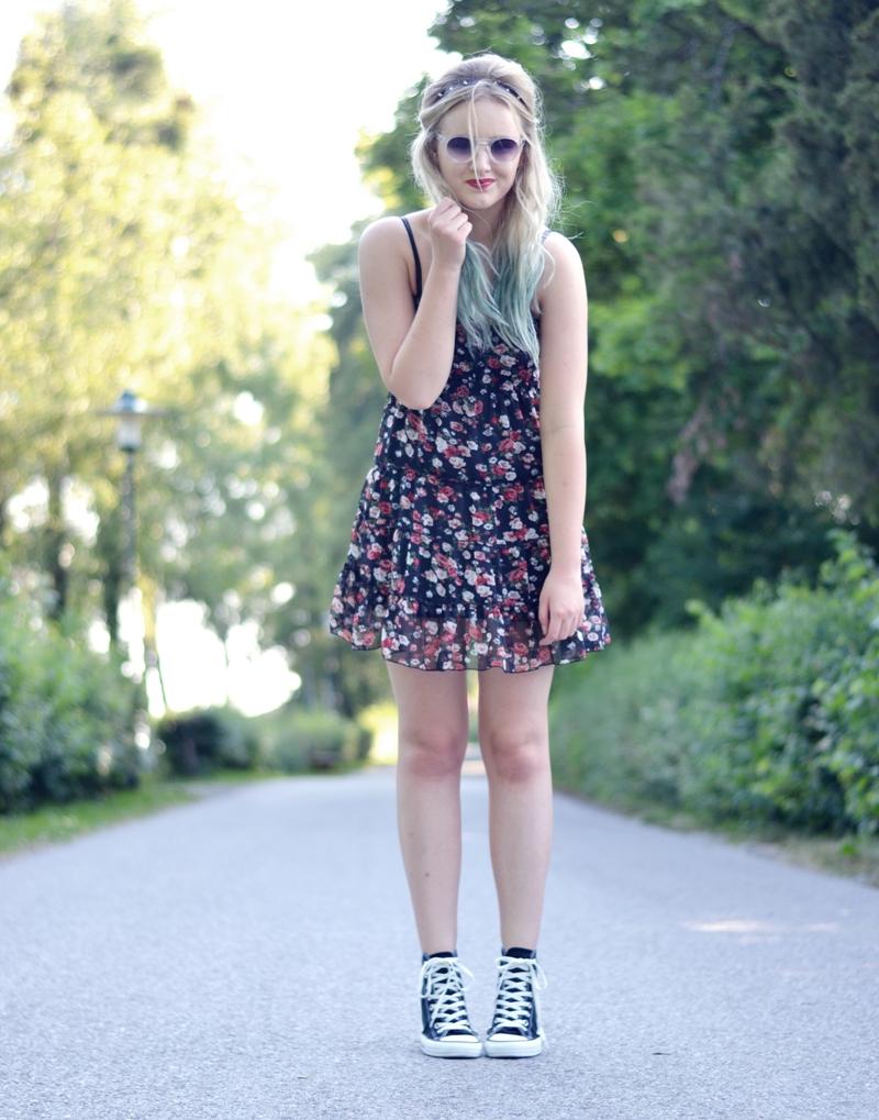 6a765f9347ee39 Flache schuhe zum kleid sommer – Stilvolle Abendkleider in ...
