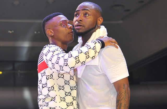 Davido Calls Wizkid 'The Icon' In New Tweet [See Details]