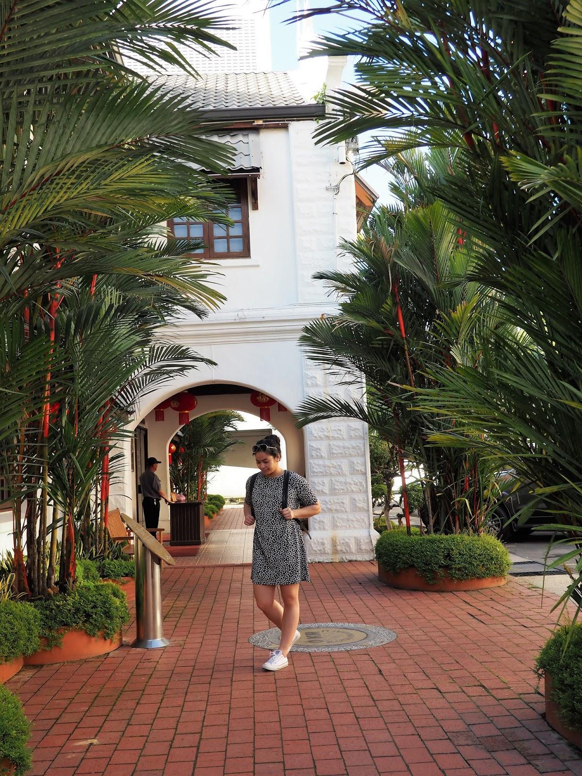 Malaysia Kota Kinabalu OOTD Tourism Gaya Street Converse jalan gaya