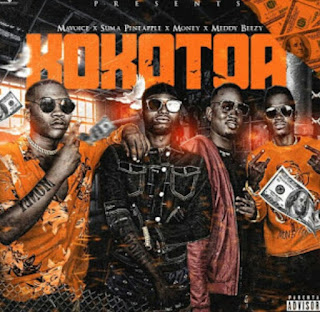 DOWNLOAD AUDIO | Mavoice X Suma Pineapple X Money X Meddy Beezy – Kokotoa Mp3