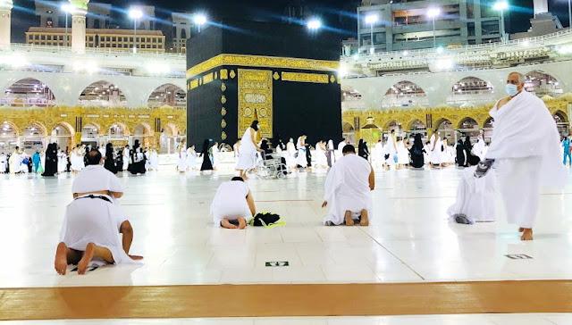 Alhamdulillah, 24 Ribu Jamaah Jalani Ibadah Umroh Perdana Tanpa Kasus COVID-19
