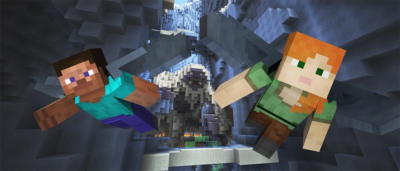 Minecraft: Edición Consolas lanza DLC para Glide y concreta pase de temporada