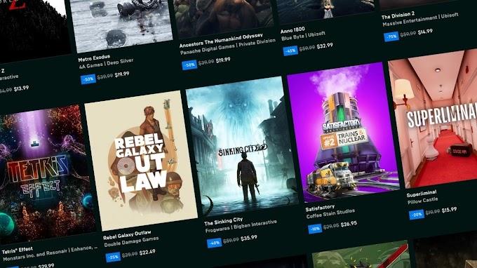 Epic Games,  501 TL Değerindeki 3 Oyunu Ücretsiz Yaptı!