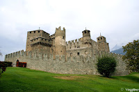 Weekend in Val d'Aosta