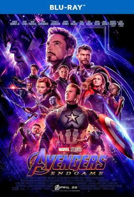 Avengers Endgame  2019   BD25   Latino 