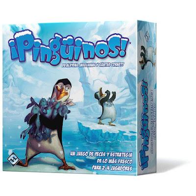 ¡Pingüinos!: Un Battle Royal táctico