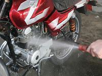 7 Tips Peluang Bisnis Cuci Motor