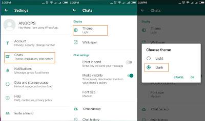 cara-aktifkan-whatsapp-dark-mode