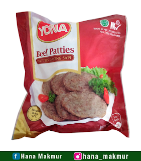 jual beef patties purbalingga
