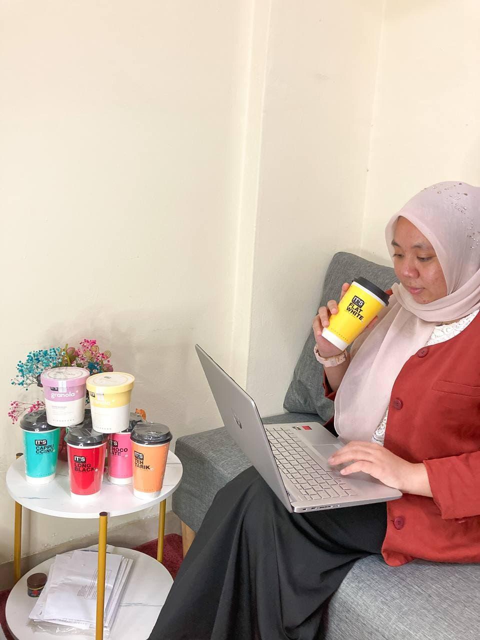 IT's Series Variasi Kopi by Aik Cheong's Sedap & Mudah di Buat