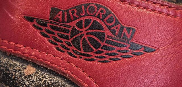 Diccionario sneaker: Jordan wings logo