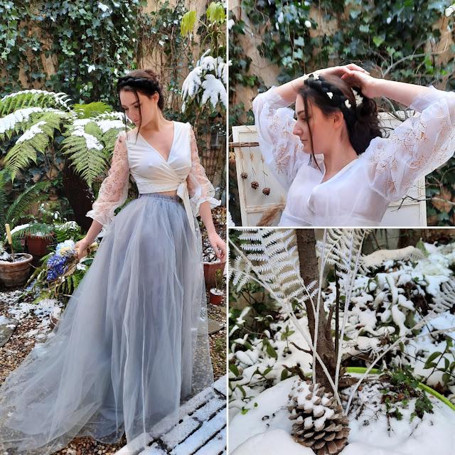Mariage d'hiver, élopement