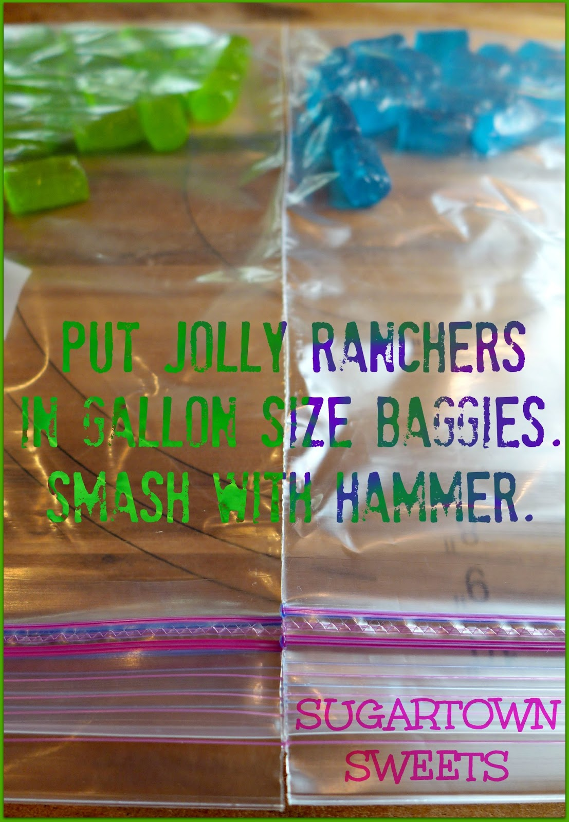 Cookie treat pan cooking spray and a hammer tor hard candy link 2015