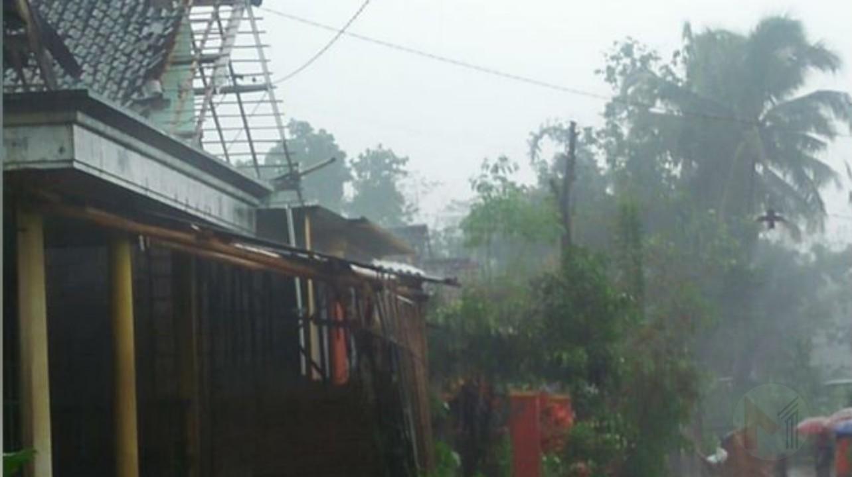 Dua Wilayah di Kabupaten Malang, Diterjang Angin Puting Beliung