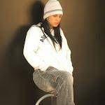 Andrea Rincon, Selena Spice Galeria 19: Buso Blanco y Jean Negro, Estilo Rapero Foto 32