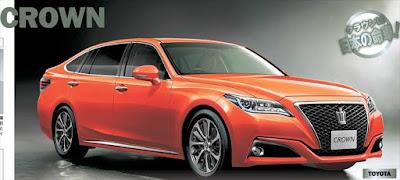 トヨタ新型クラウン フルモデルチェンジ最新情報