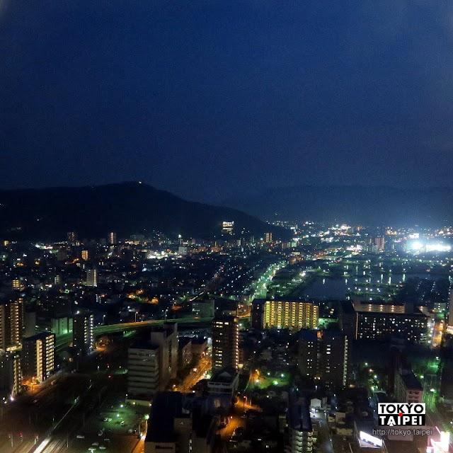 【SYMBOL TOWER】四國最高樓 在30層樓高看隱藏版夜景