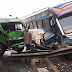 Nasty morning accident involving over 8 vehicles causes massive traffic jam along Thika Superhighway (PHOTOs)