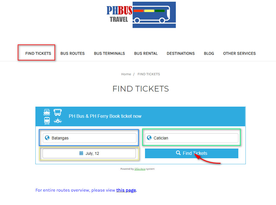 How to Score Cheap Travel Fare Online via PHBus