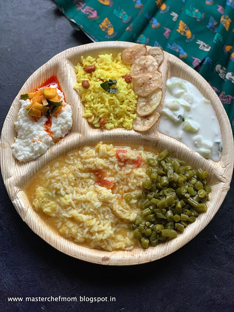 Indian Thali Ideas