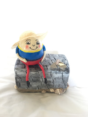 Humpty Dumpty Sat on a Sea Wall