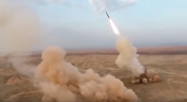 الصواريخ الإيرانية تحت الأرض تثير القلق في القاعدة العسكرية الأمريكية