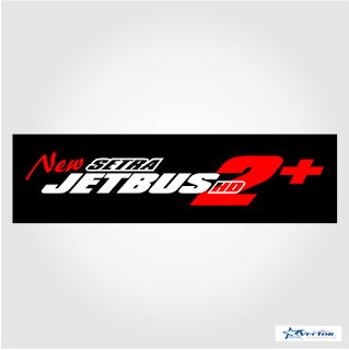 New Setra JETBUS Logo Vector cdr