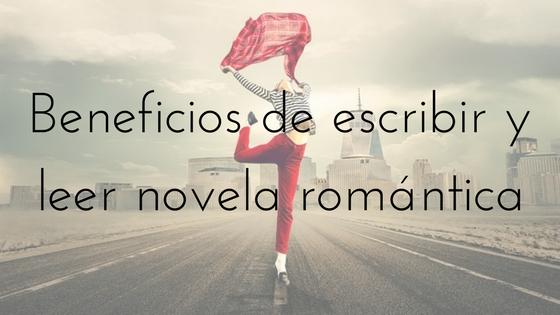 escribir y leer novela romántica