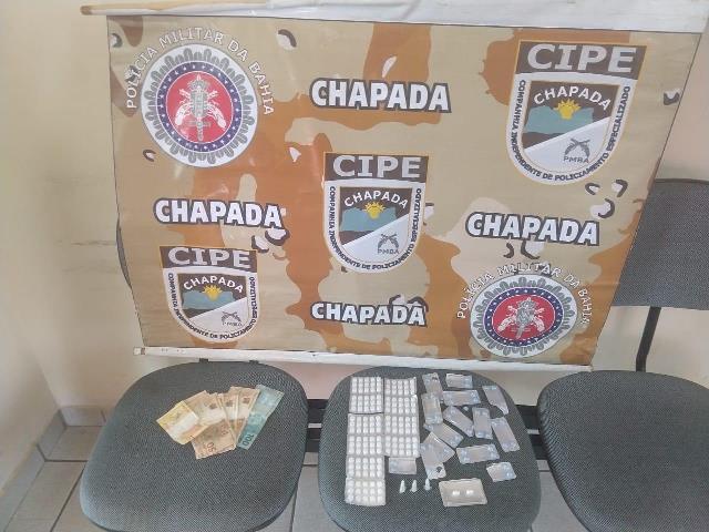 Cipe Chapada prende líder de quadrilha de roubo de cargas na BR-242