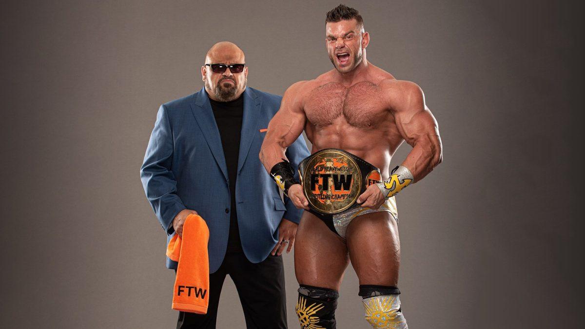 Brian Cage defenderá o FTW Championship no AEW Fyter Fest