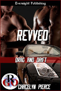 Blog Barrage/GIVEAWAY: REVVED (Drag and Drift #1) by Chacelyn Pierce