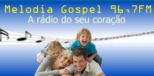 Rádio Melodia Gospel FM de Foz do Iguaçu PR ao vivo