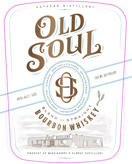 Cathead Distillery Old Soul Bourbon Whiskey
