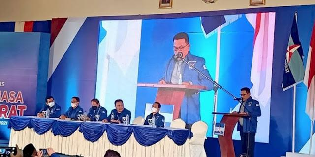Moeldoko Masih Jabat KSP, Rachland Nashidik: Masak Bawahan Presiden Gugat Pemerintah