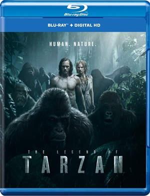 La Leyenda De Tarzán (2016) HD 1080p