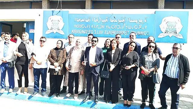التجمع الوطني للاحرار يظفر برئاسة جماعة الصويرة