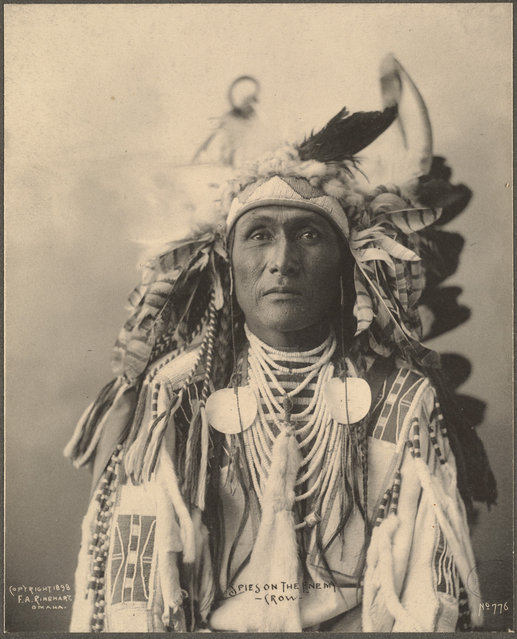 Old Portraits of Native Americans by Frank A. Rinehart ...