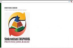 Panduan Instalasi Sync Provinsi Jawa Barat