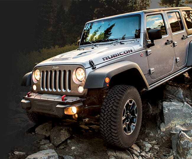 This Jeep Is Best In Class For Safety And Security. The Maneuverability Of  This Jeep Allows You To Take On Any Adventurous Terrain And Stay In Control.