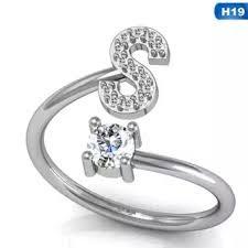 cincin perak unik