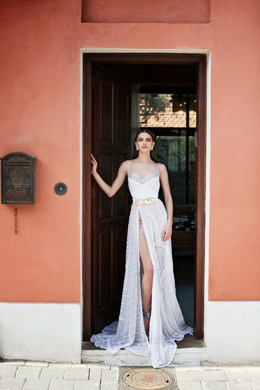 Atemberaubende Brautkleider Von Meital Zano Hareli