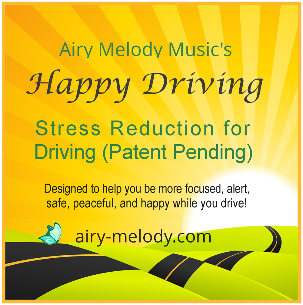 Happy Driving Stress Reduction