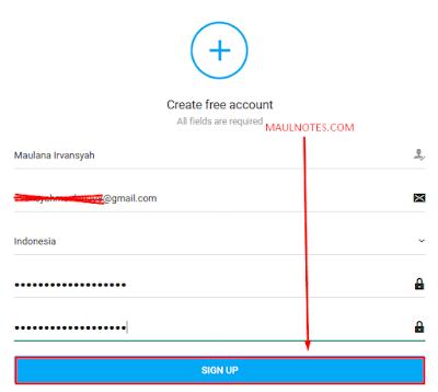 Cara Mudah Pasang Iklan Adtival Tanpa Review, Solusi Selain Google Adsense - maulnotes.com