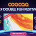 All eyes on COOCAA 9.9 Smart TV Lazada-exclusive Sale