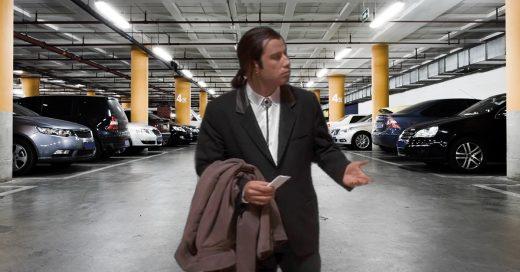 Olvidó el auto en un estacionamiento... ¡durante 6 meses!