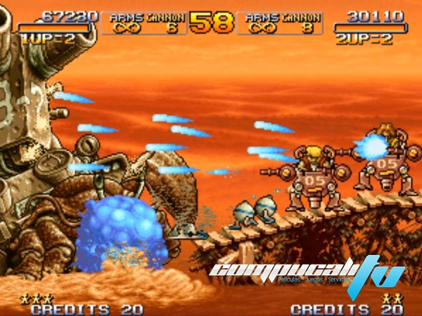 Metal Slug 3 PC Full Español