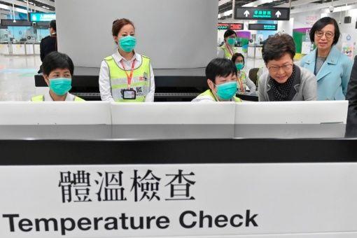 OMS investiga extraños casos de neumonía en China