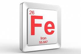 أهم إستخدامات و خصائص عنصر الحديد