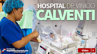 VIDEO: Hospital Dr. Vinicio Calventi